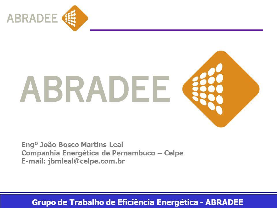 Engº João Bosco Martins Leal