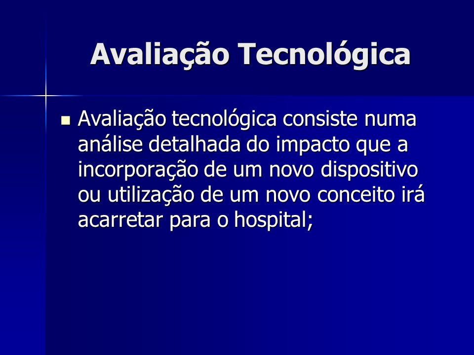 Avaliação Tecnológica
