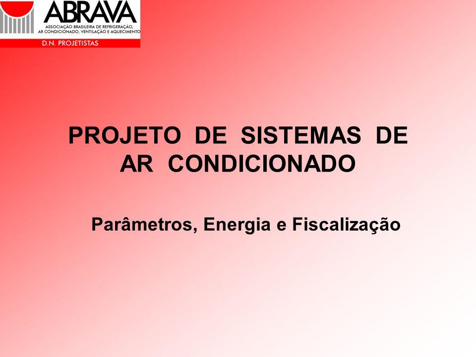 PROJETO DE SISTEMAS DE AR CONDICIONADO