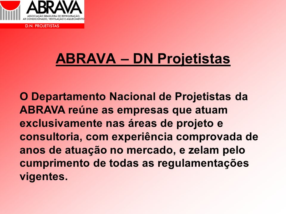 ABRAVA – DN Projetistas