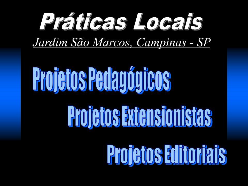 Projetos Extensionistas