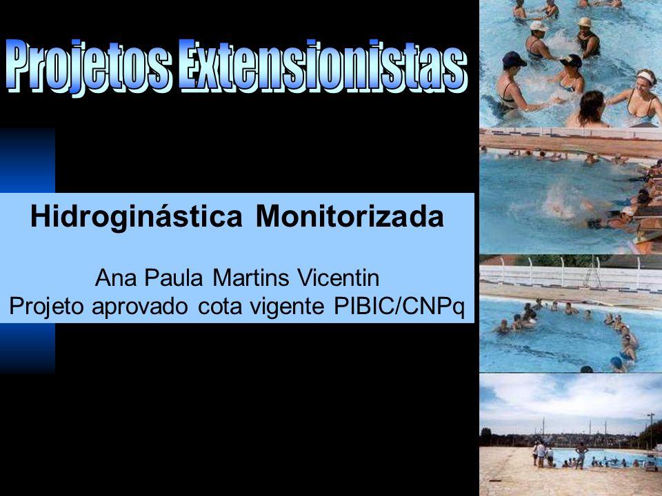Hidroginástica Monitorizada