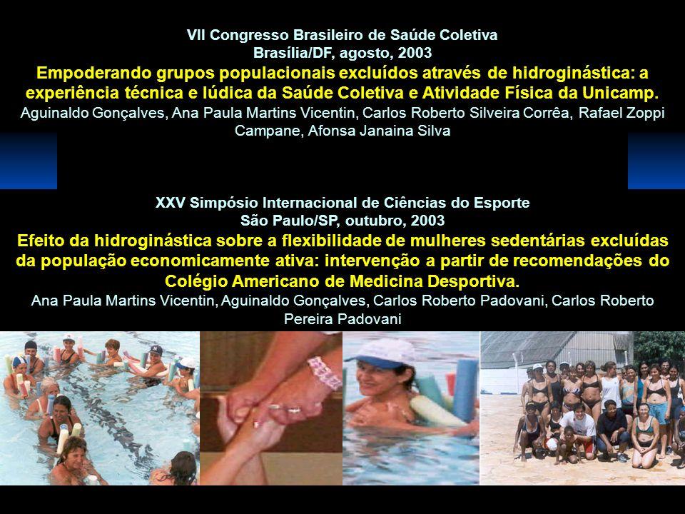 VII Congresso Brasileiro de Saúde Coletiva