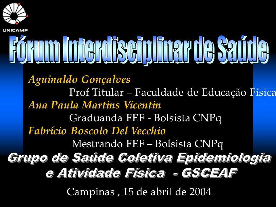 Fórum Interdisciplinar de Saúde