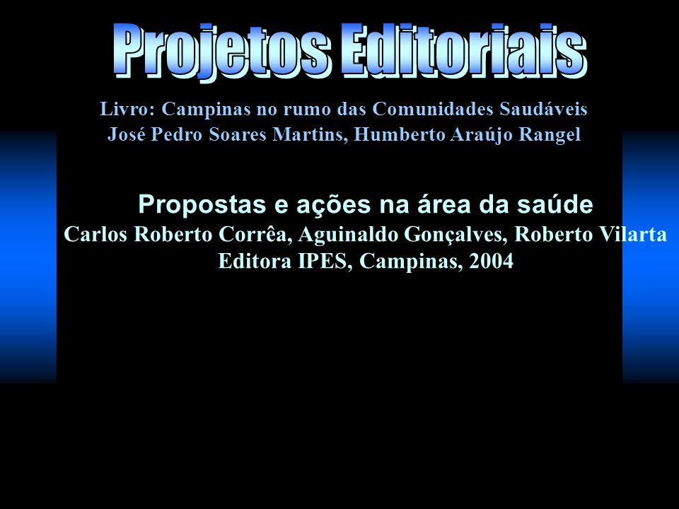 Projetos Editoriais Propostas e ações na área da saúde