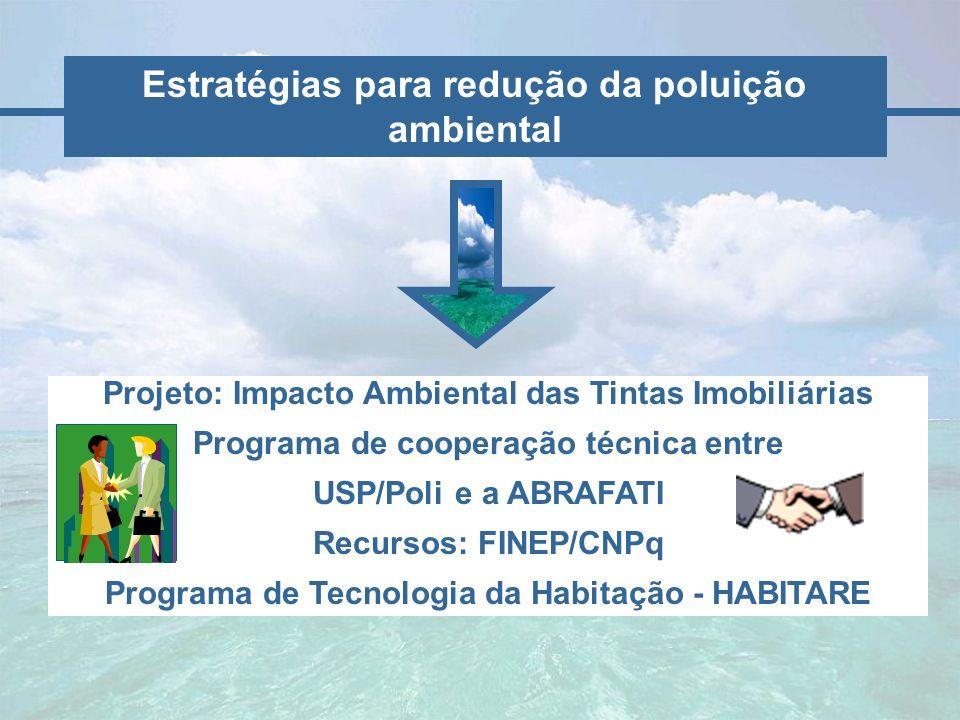 Estratégias para redução da poluição ambiental