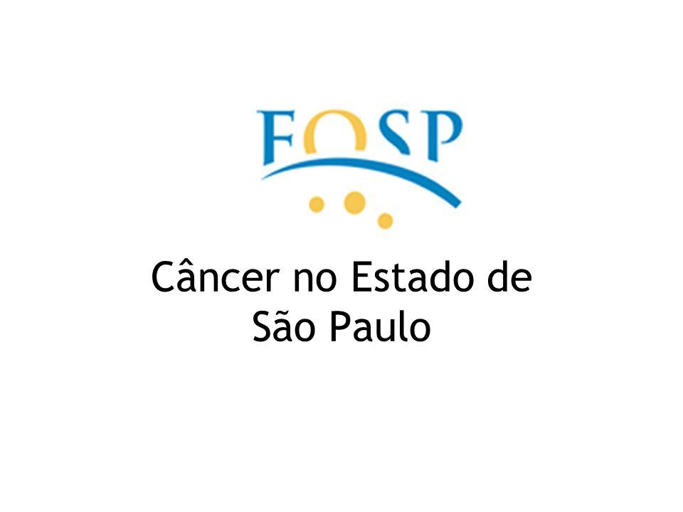 Câncer no Estado de São Paulo