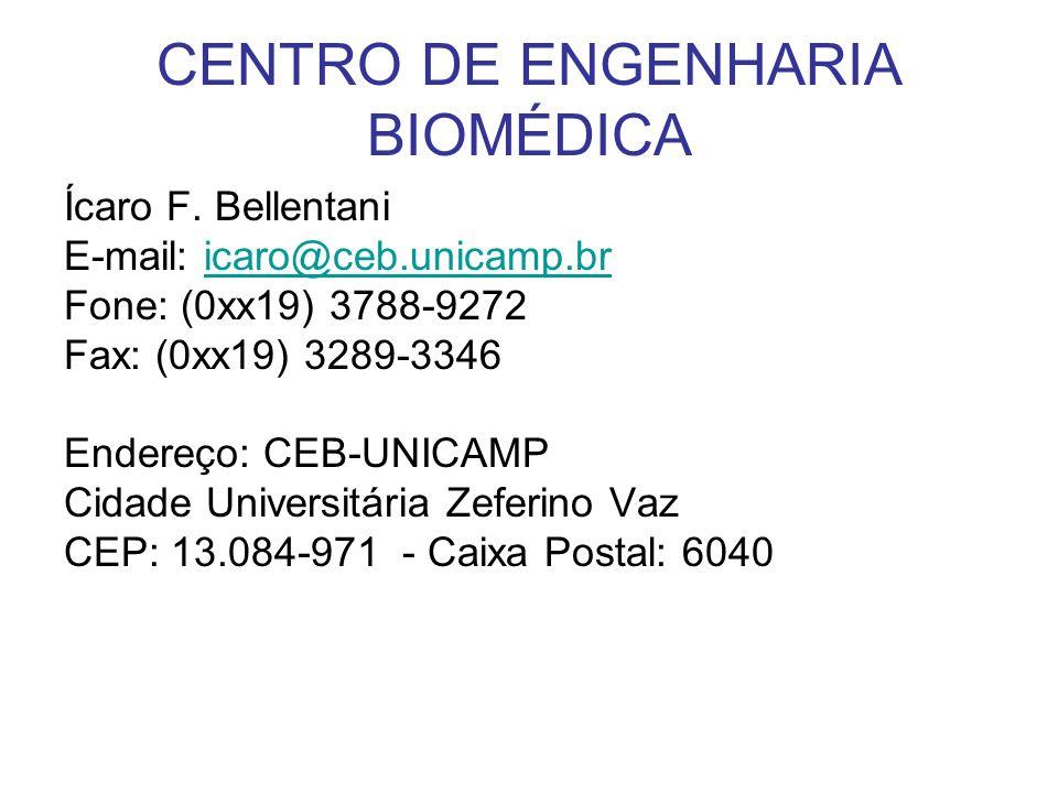 CENTRO DE ENGENHARIA BIOMÉDICA