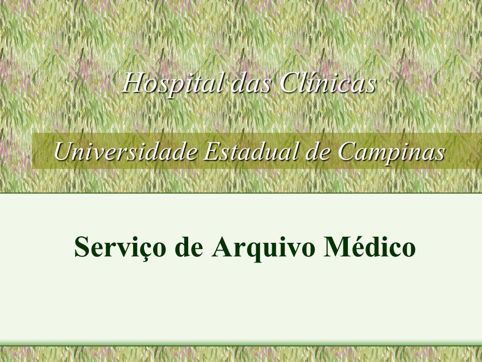 Hospital das Clínicas Universidade Estadual de Campinas
