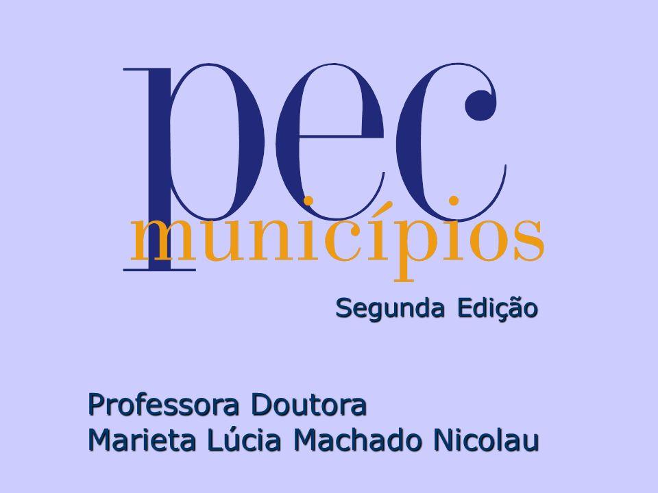 Professora Doutora Marieta Lúcia Machado Nicolau