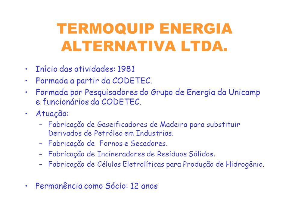TERMOQUIP ENERGIA ALTERNATIVA LTDA.
