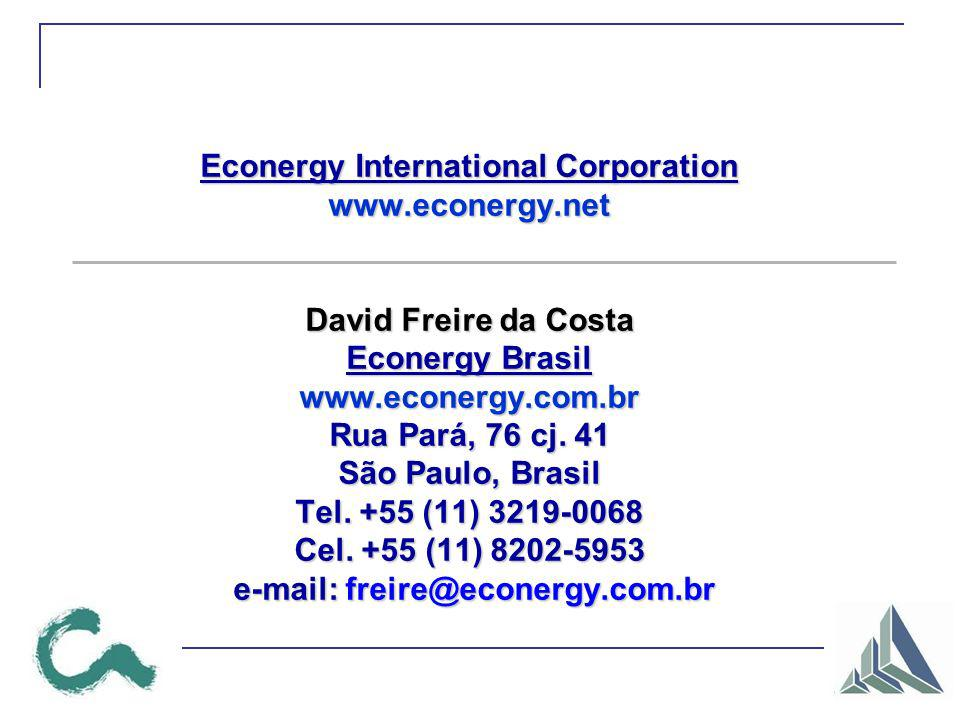 Econergy International Corporation www. econergy