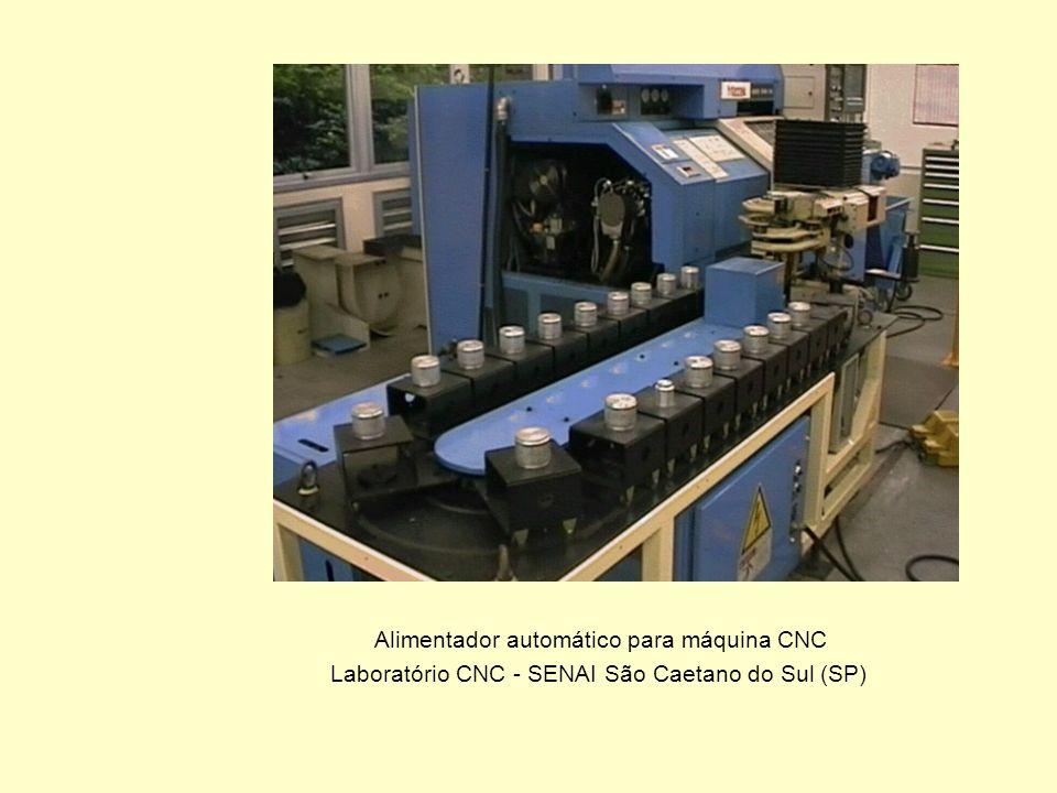 Laboratório CNC - SENAI São Caetano do Sul (SP)