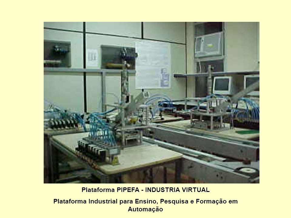 Plataforma PIPEFA - INDUSTRIA VIRTUAL
