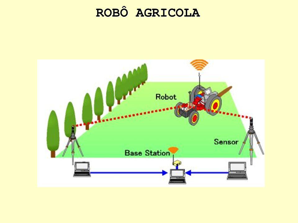 ROBÔ AGRICOLA