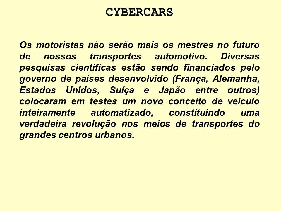 CYBERCARS