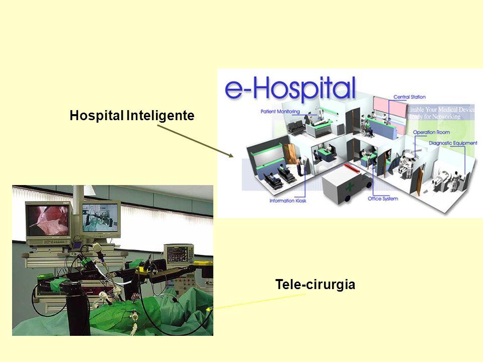 Hospital Inteligente Telediagnóstico Tele-cirurgia