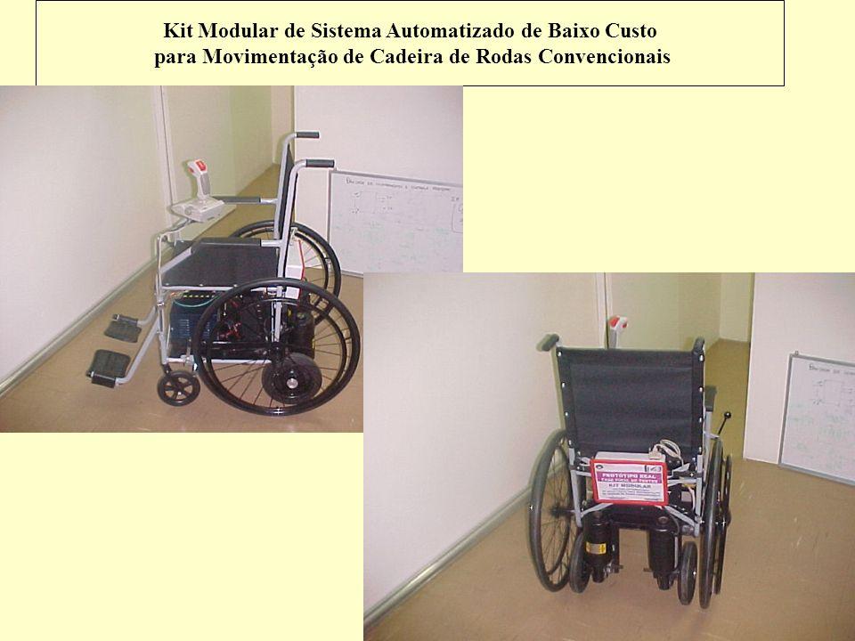 Kit Modular de Sistema Automatizado de Baixo Custo