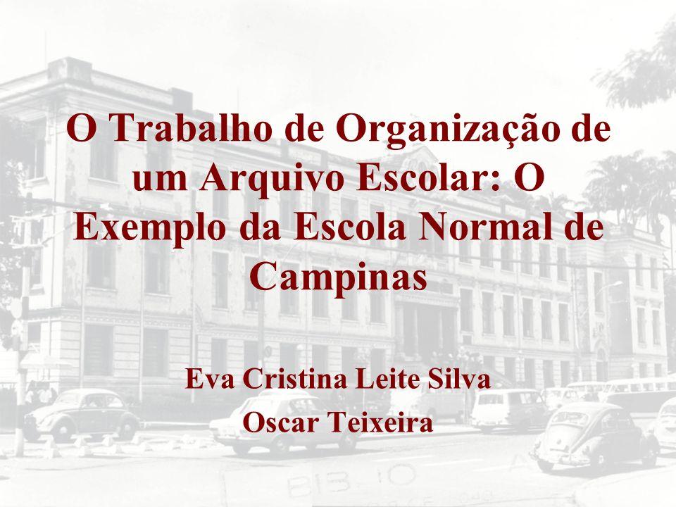 Eva Cristina Leite Silva Oscar Teixeira