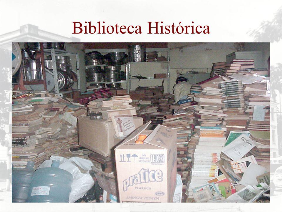 Biblioteca Histórica