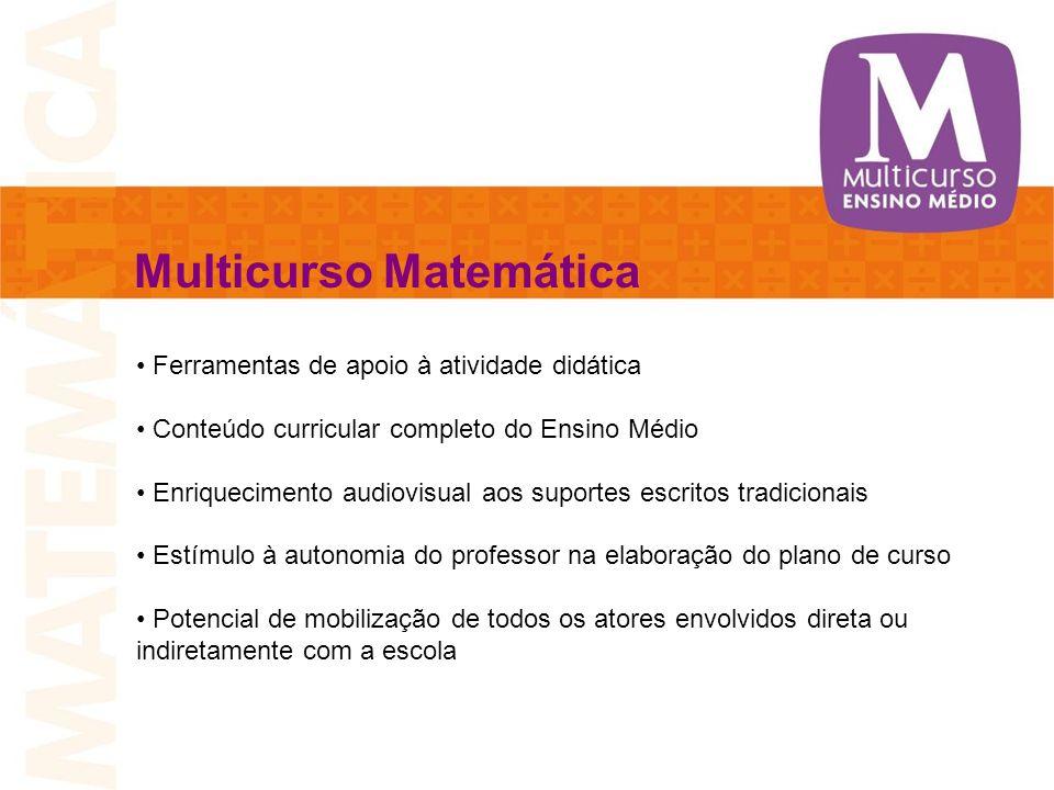 Multicurso Matemática