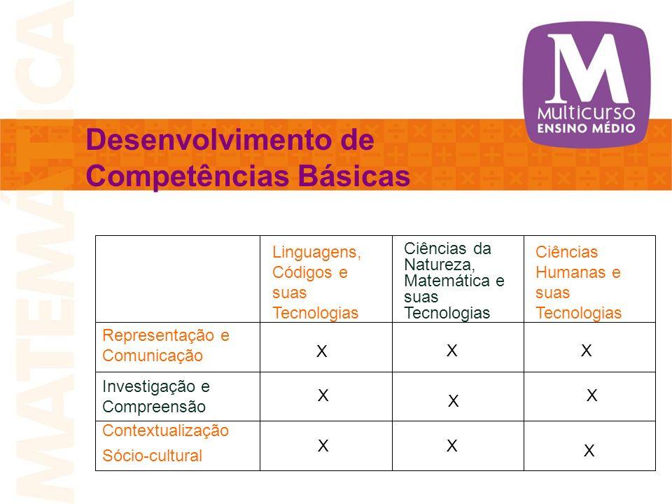 Desenvolvimento de Competências Básicas