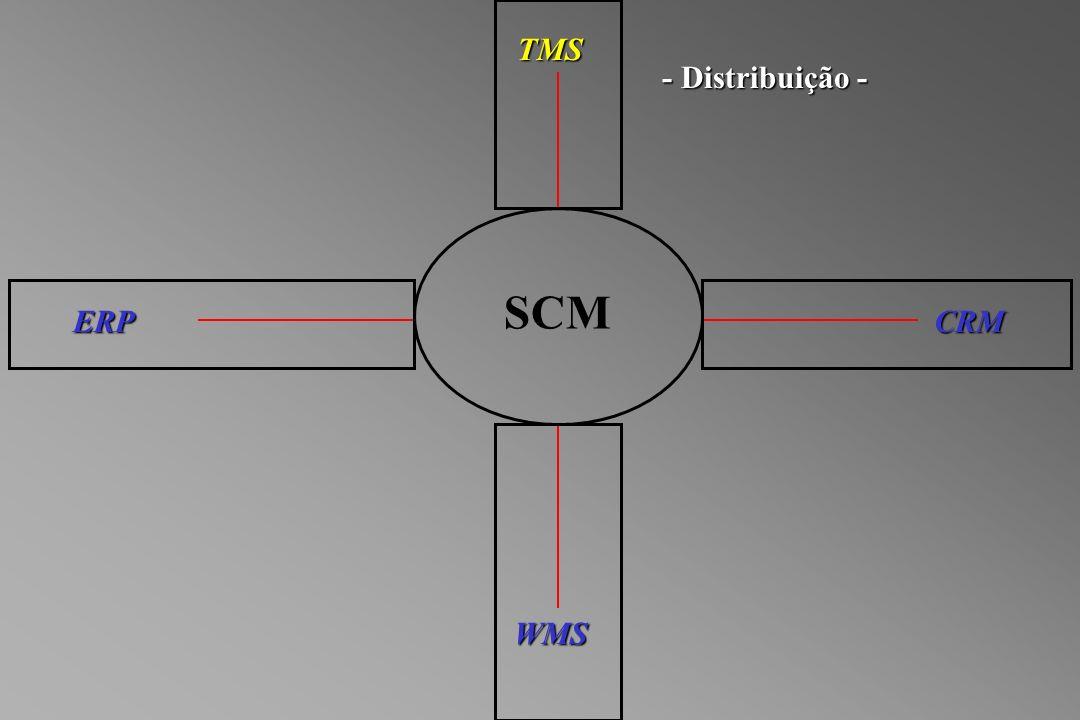 TMS - Distribuição - SCM ERP CRM WMS