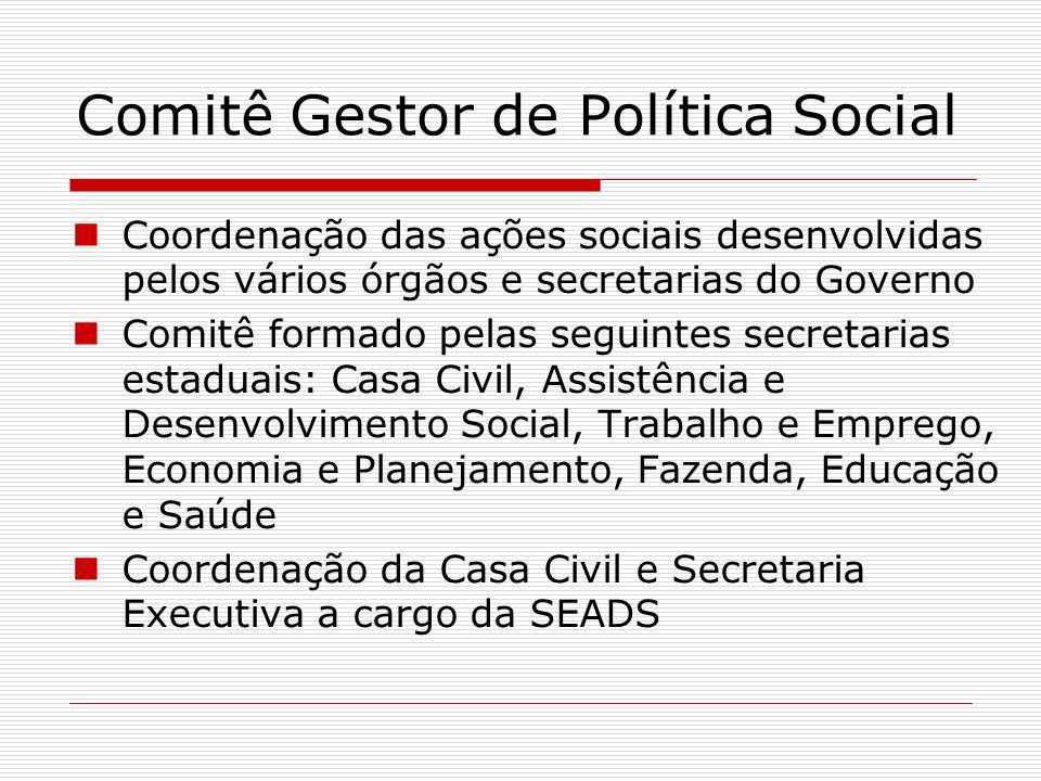 Comitê Gestor de Política Social