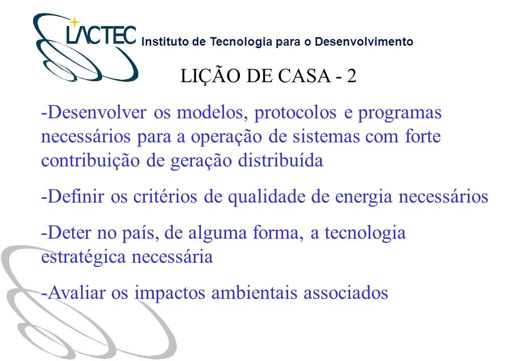 LIÇÃO DE CASA - 2