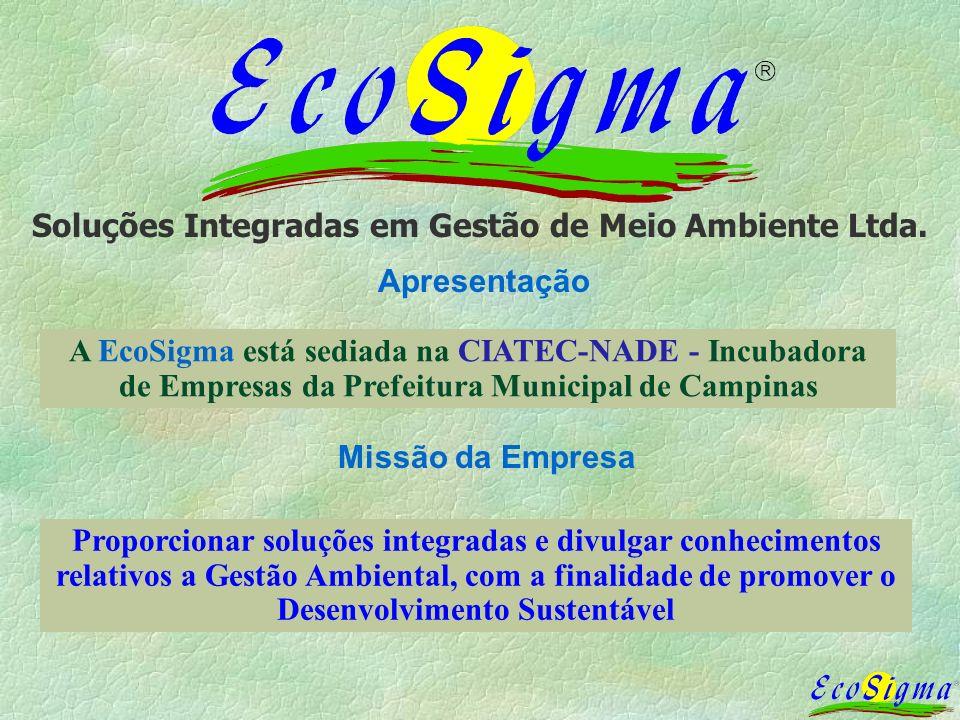 Soluções Integradas em Gestão de Meio Ambiente Ltda.