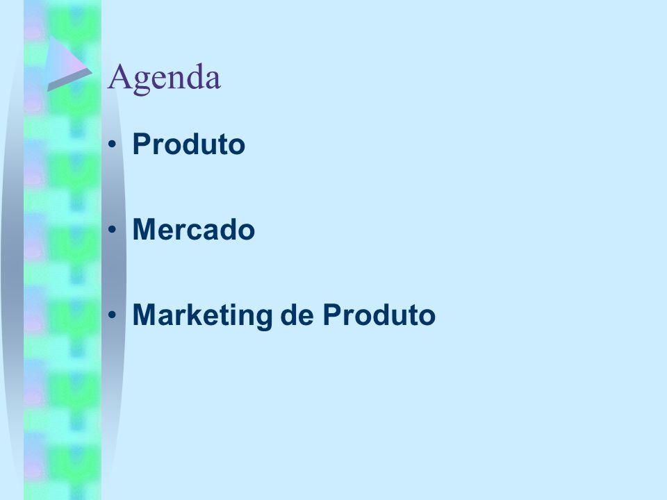 Agenda Produto Mercado Marketing de Produto