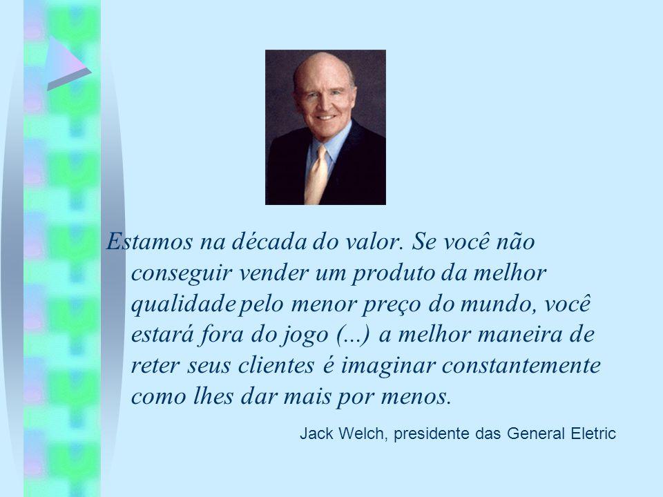 Jack Welch, presidente das General Eletric