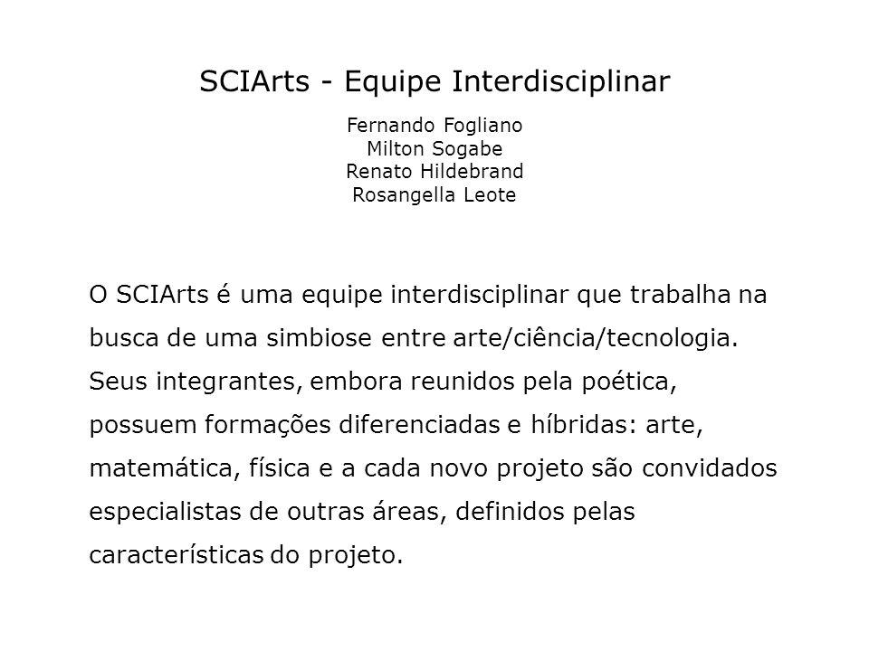 SCIArts - Equipe Interdisciplinar