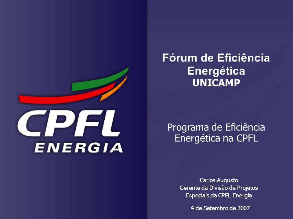 Fórum de Eficiência Energética