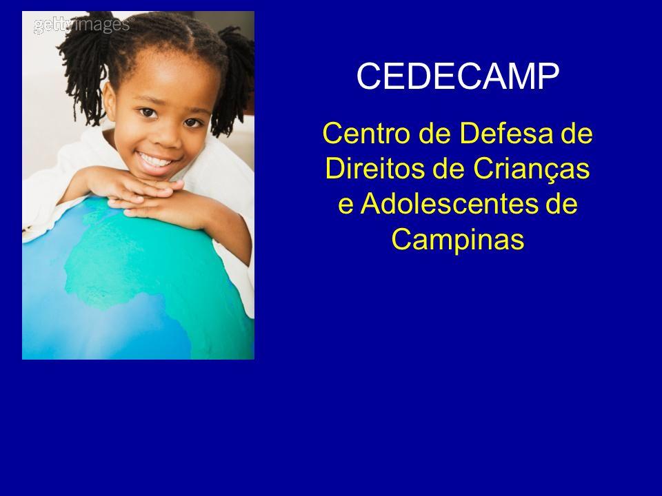 Centro de Defesa de Direitos de Crianças e Adolescentes de Campinas