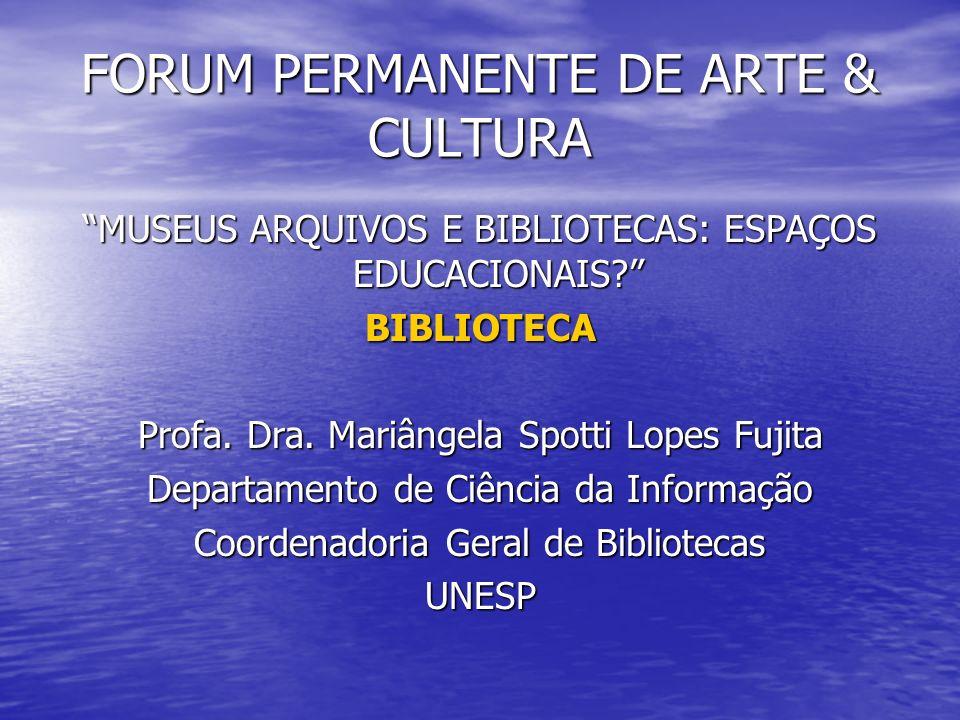 FORUM PERMANENTE DE ARTE & CULTURA
