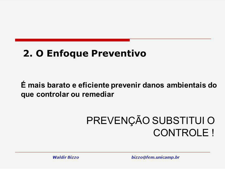 Waldir Bizzo bizzo@fem.unicamp.br