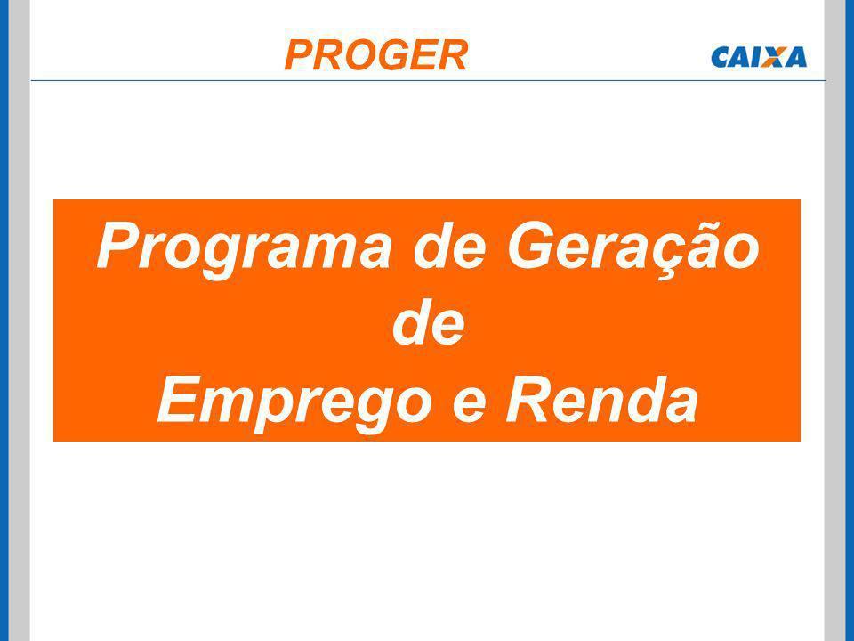 Programa de Geração de Emprego e Renda