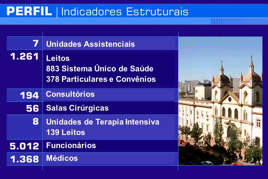 Perfil Perfil PERFIL Unidades Assistenciais Leitos