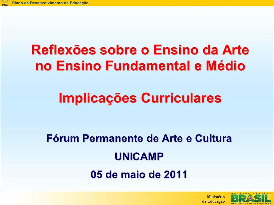 Fórum Permanente de Arte e Cultura UNICAMP 05 de maio de 2011
