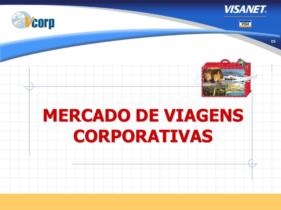 MERCADO DE VIAGENS CORPORATIVAS