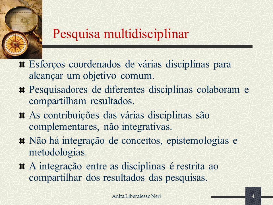 Pesquisa multidisciplinar