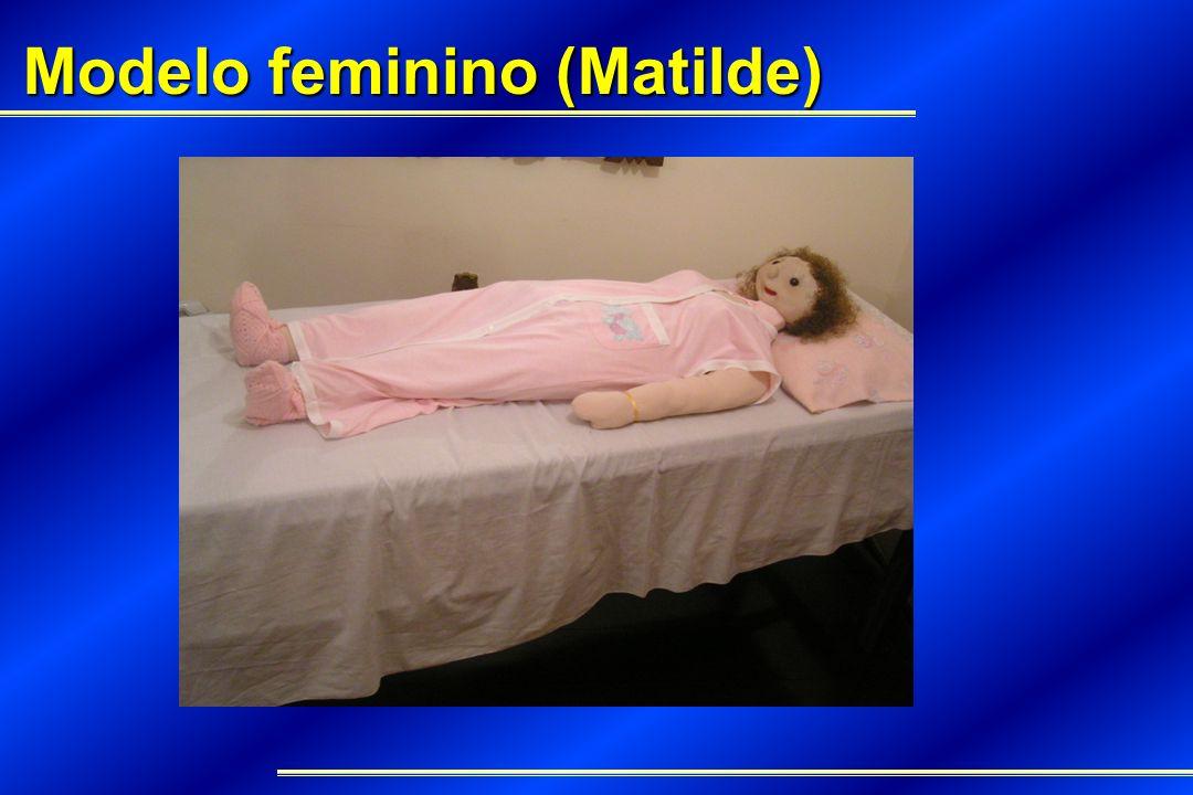 Modelo feminino (Matilde)