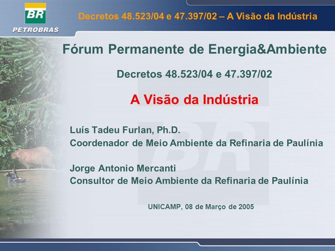 Fórum Permanente de Energia&Ambiente