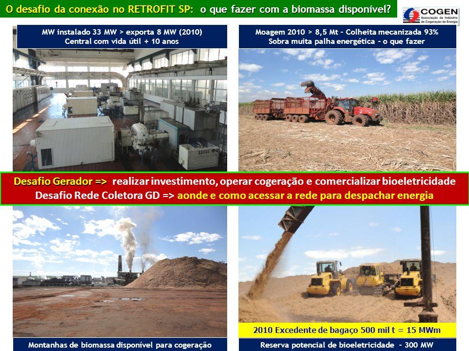 O desafio da conexão no RETROFIT SP: o que fazer com a biomassa disponível