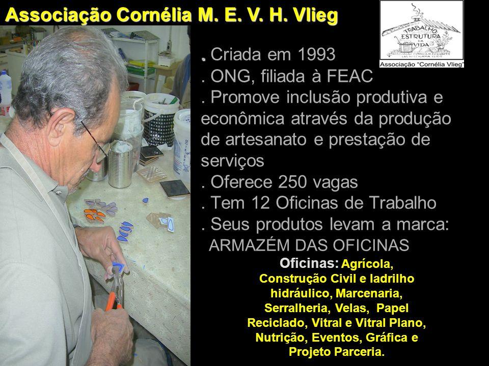 Associação Cornélia M. E. V. H. Vlieg