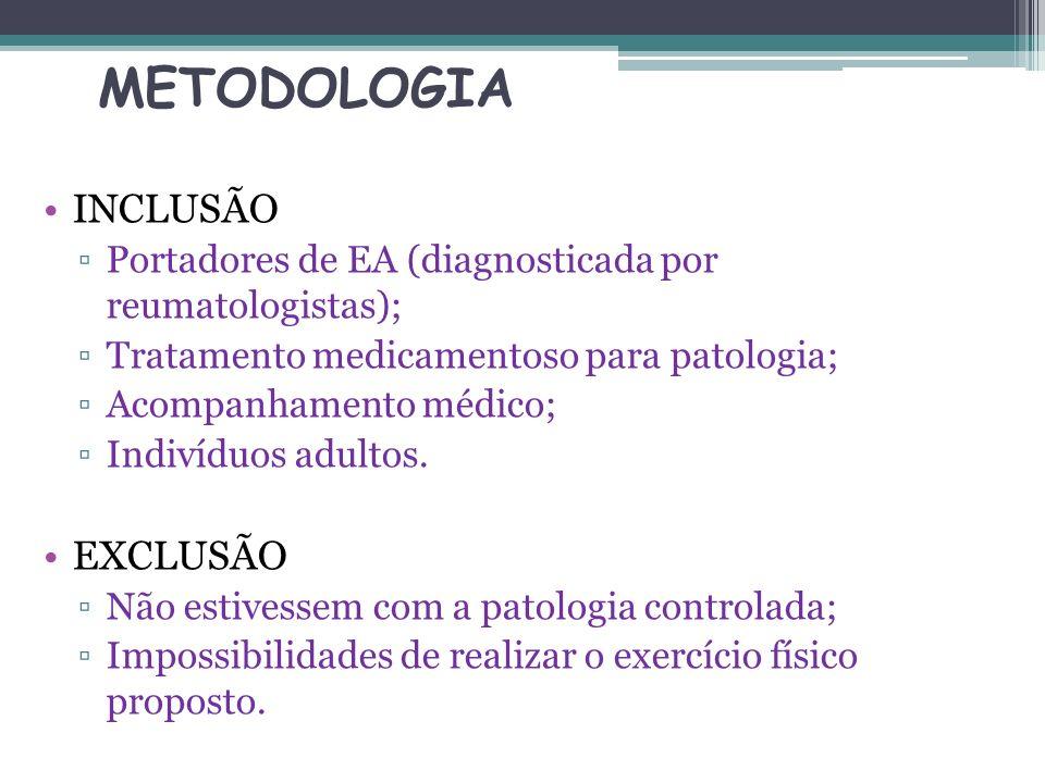 METODOLOGIA INCLUSÃO EXCLUSÃO