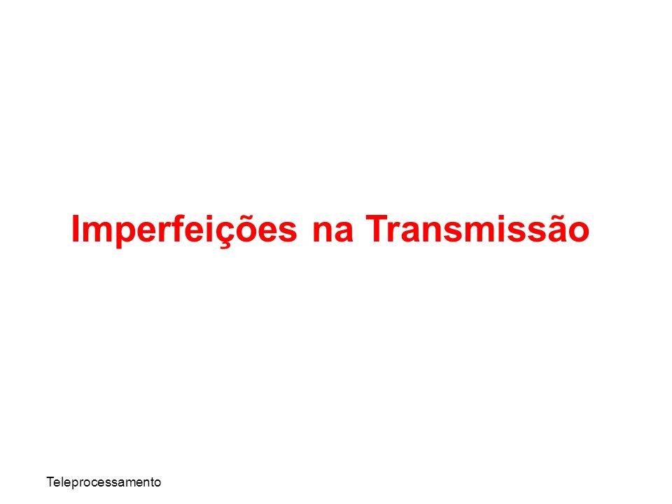 Imperfeições na Transmissão
