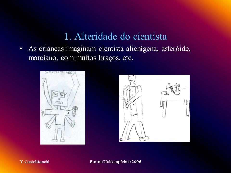 1. Alteridade do cientista
