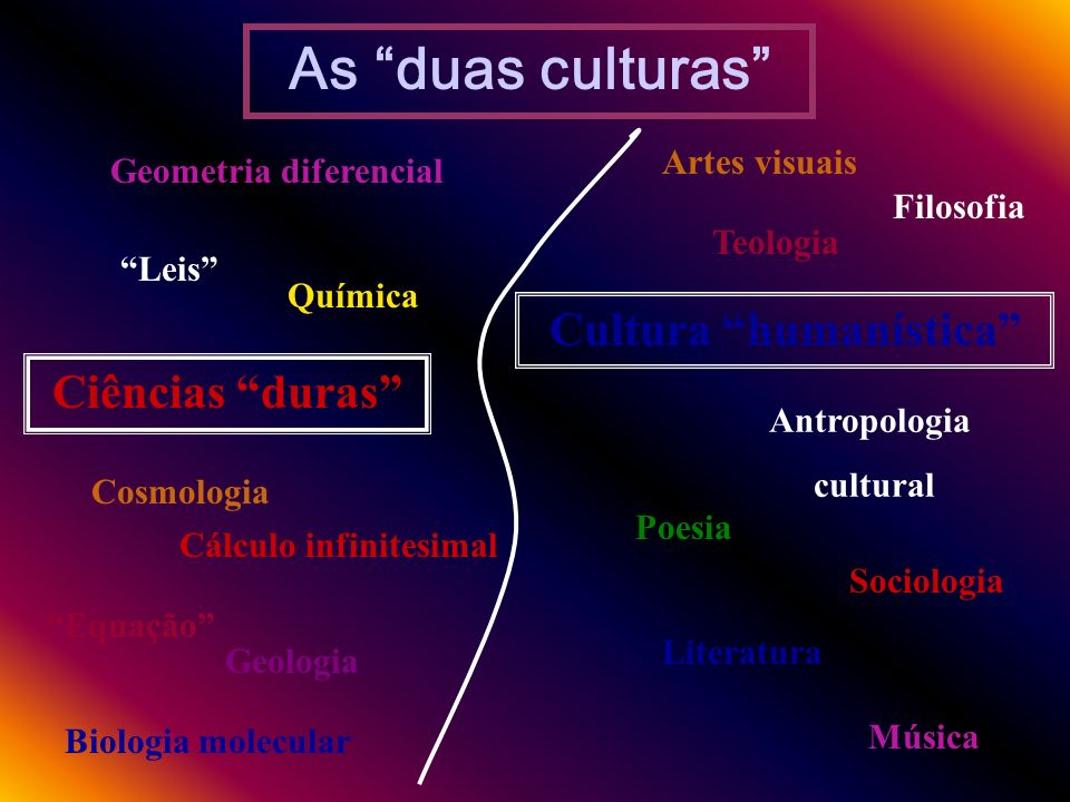 Geometria diferencial Cultura humanística Cálculo infinitesimal